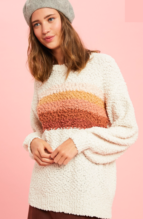'Sunset Feels' Sweater