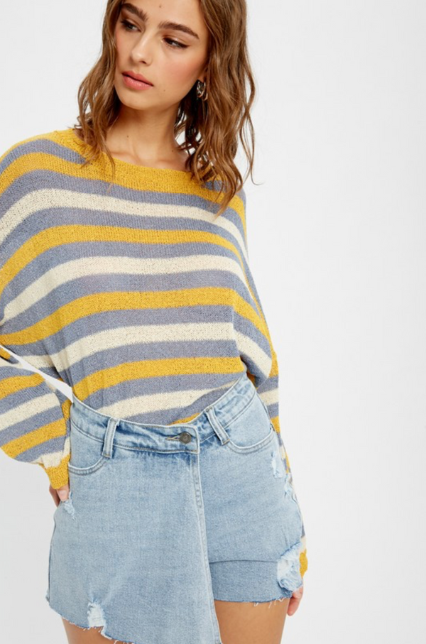 'Easy Going' Sweater