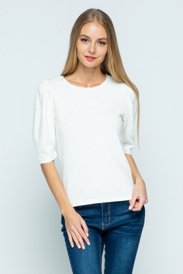 'Charming Effect' Top