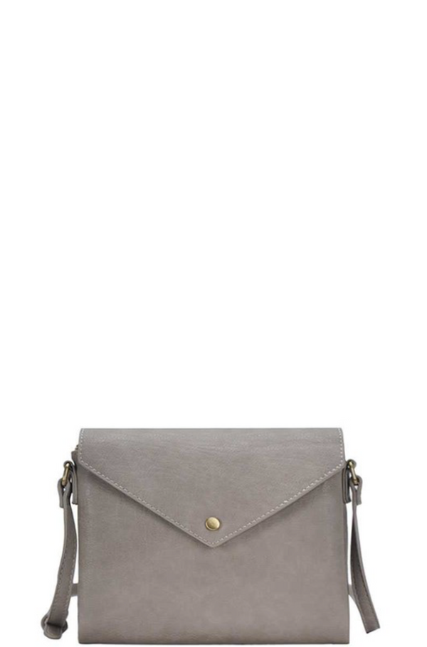 'Break Free' Bag - Gray