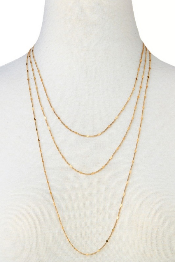 Thin Wrap Necklace