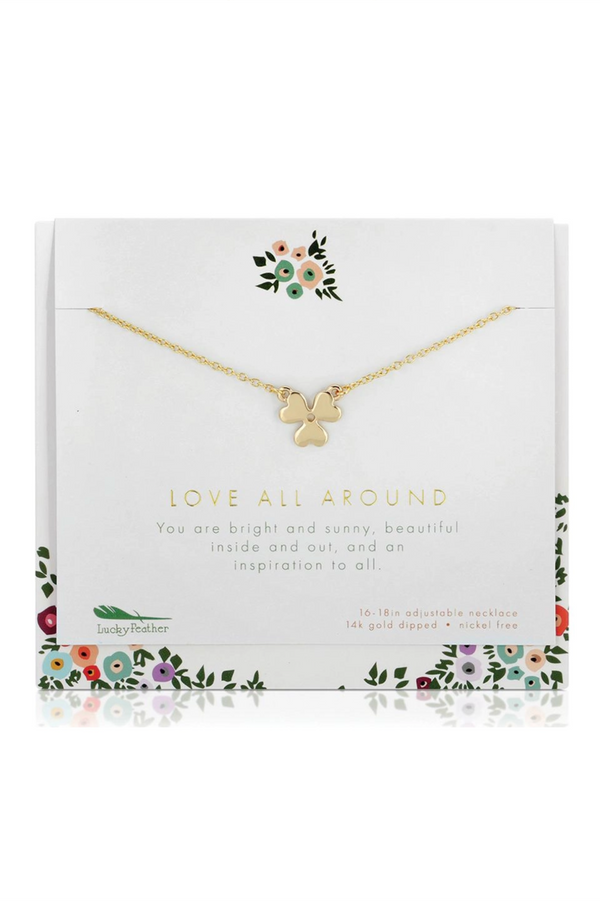 Love All Around Necklace