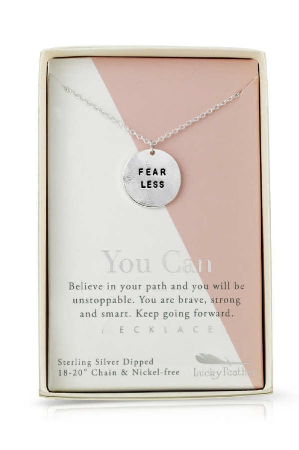 Fearless Boxed Necklace