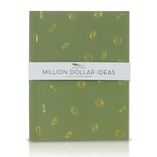Delightful Journals - Million Dollar Ideas