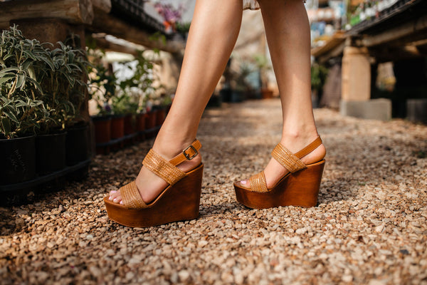 'Step Ahead' Wedges