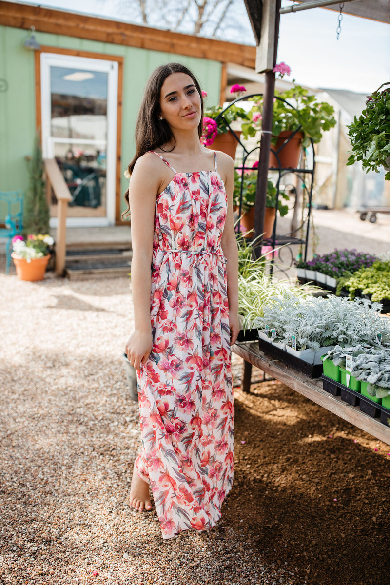 'Oh So Sweet' Maxi Dress - FINAL SALE