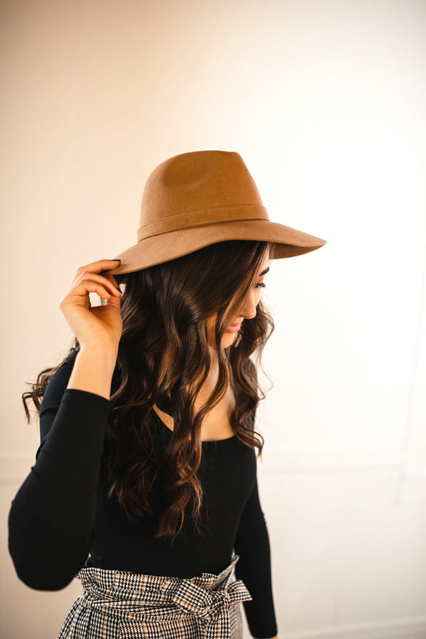 'Made for This' Hat - Pecan