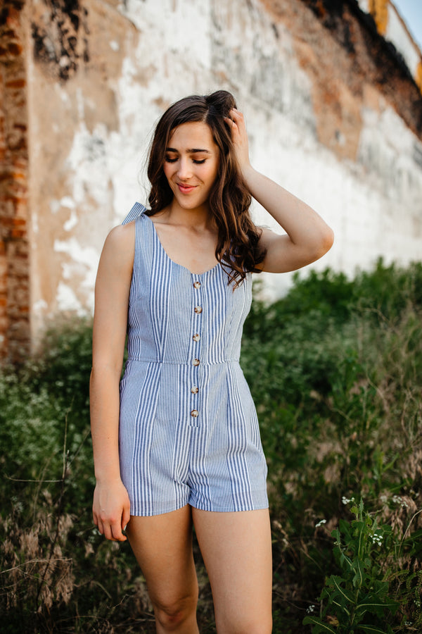 'Promise Tomorrow' Romper