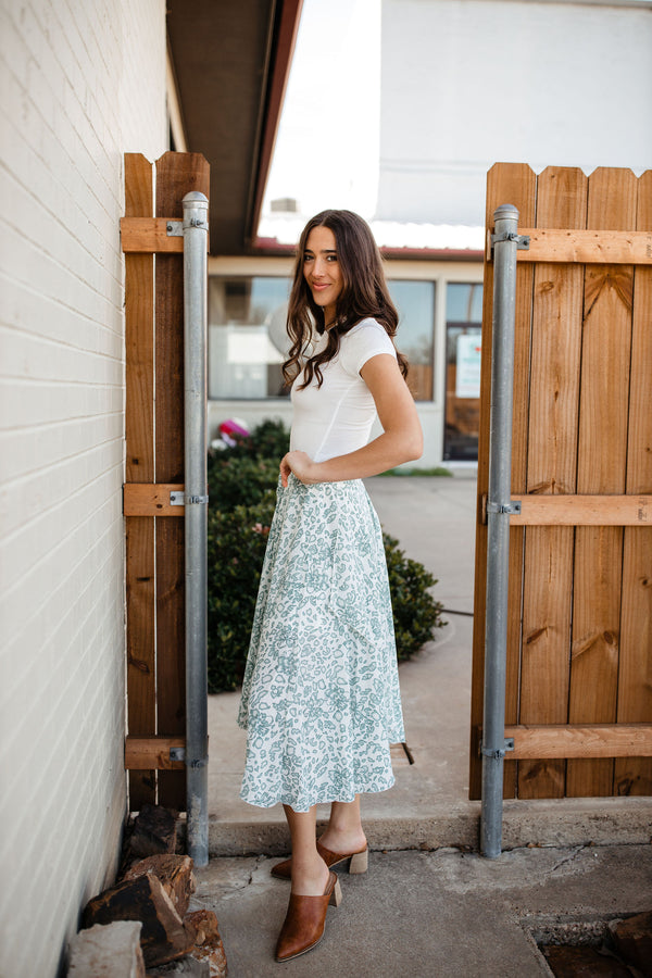 'Leave it to Me' Skirt