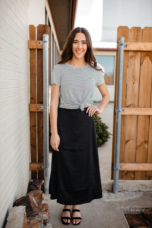 'Came to Charm' Skirt