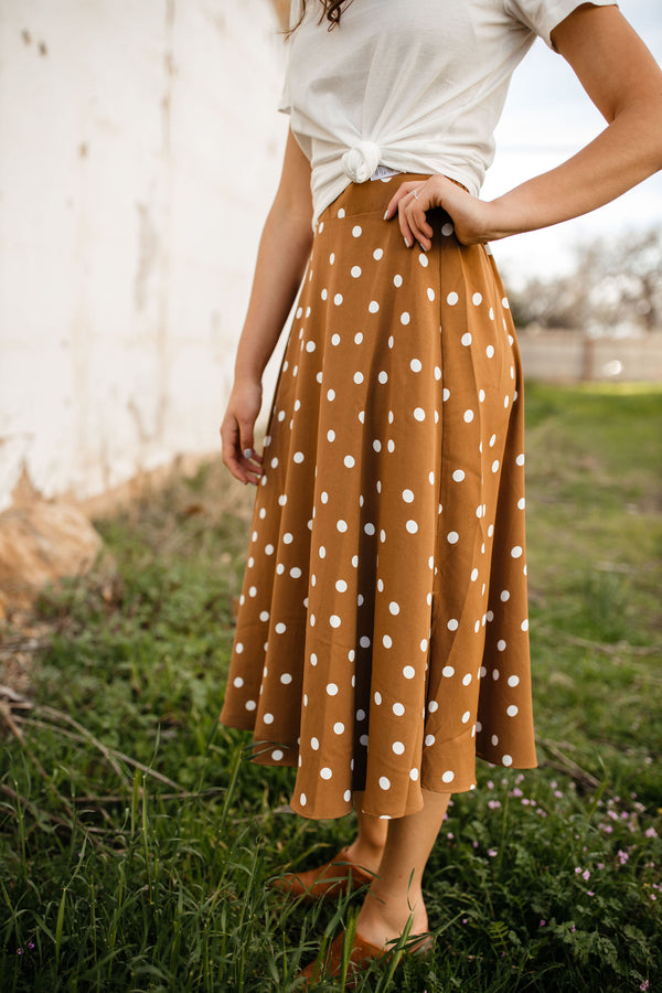 'Pocketful of Sunshine' Skirt