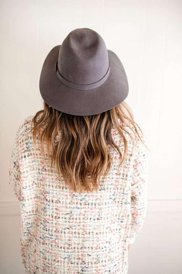 'Made for This' Hat - Dark Gray
