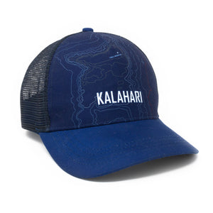 Map Trucker Hat
