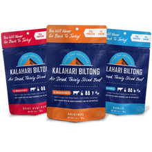 Load image into Gallery viewer, Biltong Variety Pack