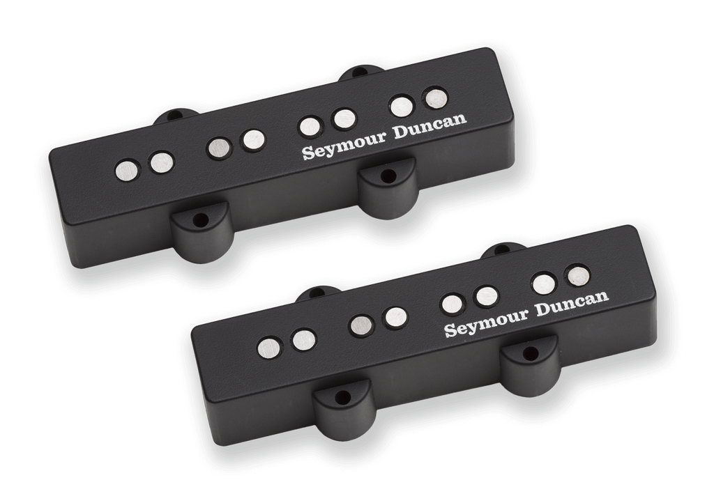 Seymour Duncan Apollo Jazz bass set