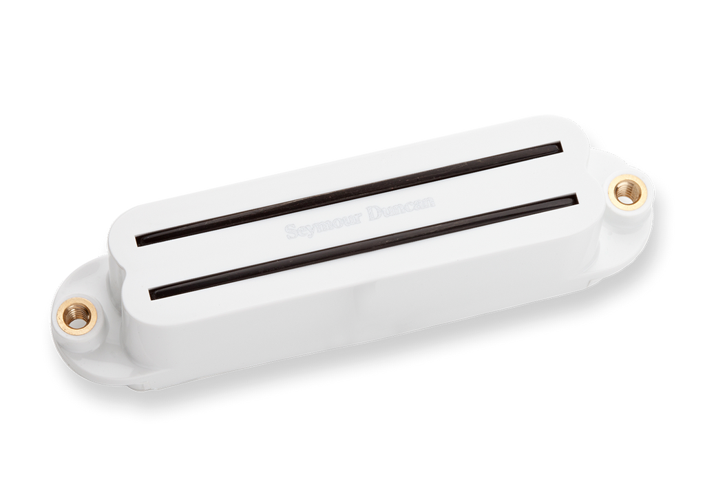 Seymour Duncan Cool Rails SCR-1 single coils Neck White 11205-06-W Top, SD photo