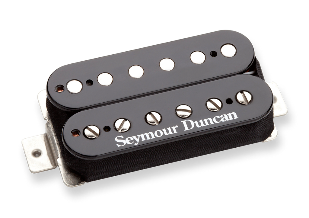Seymour Duncan Custom 5 SH-14 and TB-14 Black 11102-84-B Top, SD photo