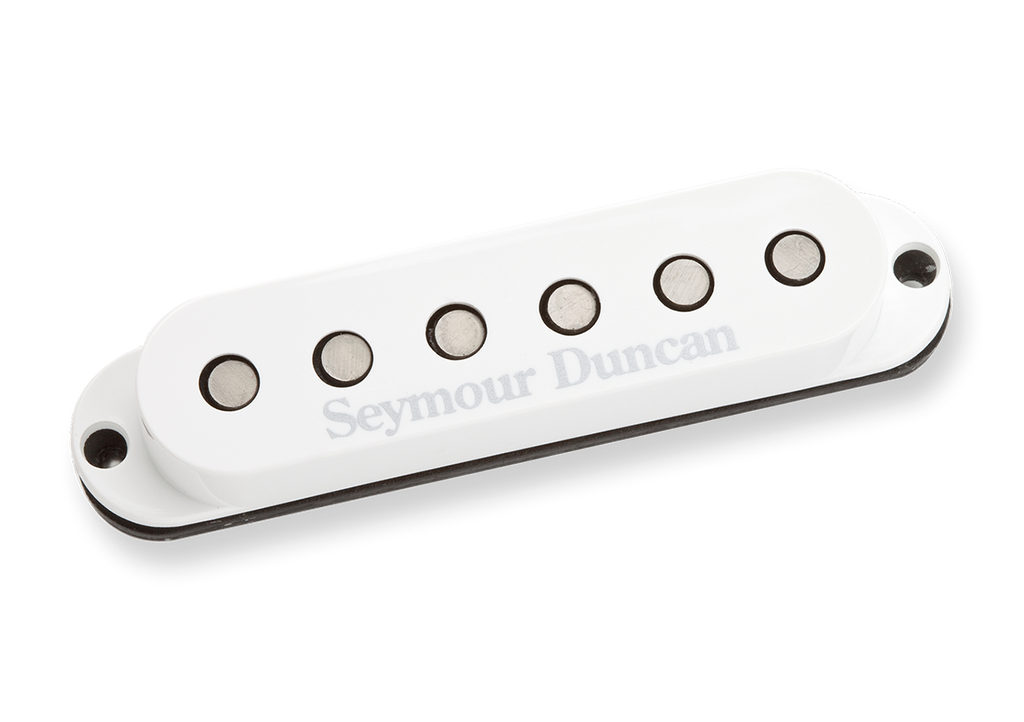 Seymour Duncan Custom Flat SSL-6 Universal Standard 11202-08 Top, SD photo