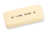 Seymour Duncan Custom Soapbar SP90-3 P90 Cream Neck 11302-11-Crc Top, SD photo