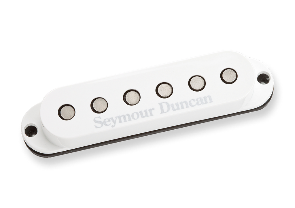 Seymour Duncan Custom Staggered SSL-5 Universal Right (standard) 11202-05 Top, SD photo