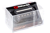 DiMarzio Crunch Lab humbucker DP228 box top BW photo