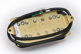DiMarzio DP155FBK bottom BW photo