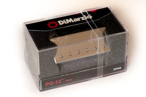 DiMarzio Paul Gilbert PG-13 mini humbucker neck, DP242