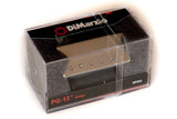 DiMarzio Paul Gilbert PG-13 mini humbucker bridge, DP243
