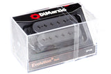 DiMarzio Evolution Neck Black DP158 Box-top BW photo