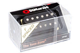 DiMarzio The Tone Zone F-Spaced Black DP155 Box-top BW photo