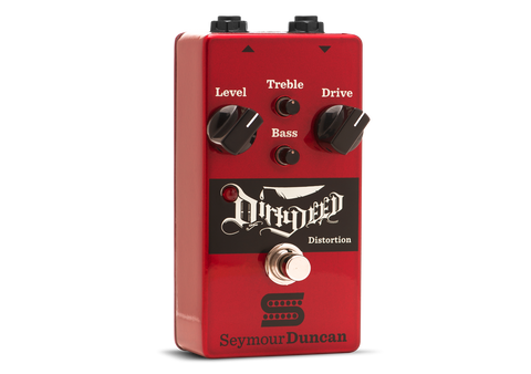 Seymour Duncan Dirty Deed Distortion Pedal SD photo