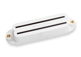 Seymour Duncan Hot Rails for Strat SHR-1 Bridge White 11205-02-W Top, SD photo