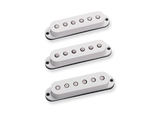 Seymour Duncan Hot SSL-3 single coils Calibrated Set Not tapped (stock) 11202-01-Cset Top, SD photo