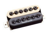 Seymour Duncan Invader SH-8 Bridge Reverse Zebra 11102-31-RZ Top, SD photo