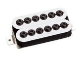 Seymour Duncan Invader SH-8 Bridge White 11102-31-W Top, SD photo