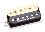 Seymour Duncan Jazz Model SH-2 Neck Zebra 11102-01-Z Top, SD photo