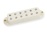 Seymour Duncan Little '59 SL59-1 for Strat Neck Parchment 11205-21-P Top, SD photo