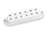 Seymour Duncan Little '59 SL59-1 for Strat Neck White 11205-21-W Top, SD photo