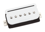 Seymour Duncan P-Rails, SHPR-1 and TBPR-1 Bridge White 11303-02-W Top, SD photo