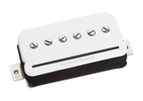 Seymour Duncan P-Rails, SHPR-1 and TBPR-1 Neck White 11303-01-W Top, SD photo