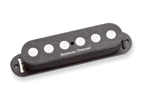 Seymour Duncan Quarter Pound Flat SSL-4 single coils Universal Not tapped (stock) 11202-03 Top, SD photo