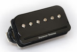 Seymour Duncan P-Rails top BW photo