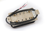 Seymour Duncan Distortion humbucker SH-6B bottom BW photo