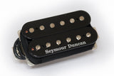 Seymour Duncan Distortion humbucker SH-6B top BW photo