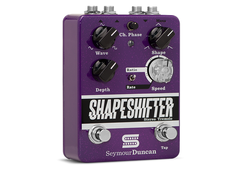 Seymour Duncan Shape Shifter Stereo Tremolo Pedal SD photo