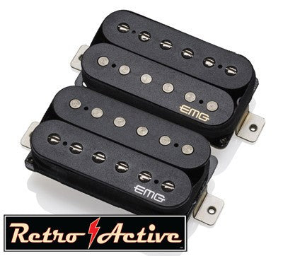 EMG Hot 70 humbucker set