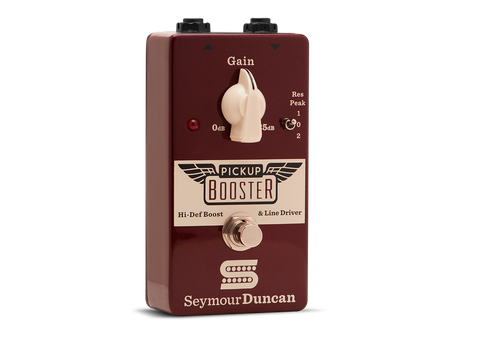 Seymour Duncan Pickup Booster Pedal SD photo