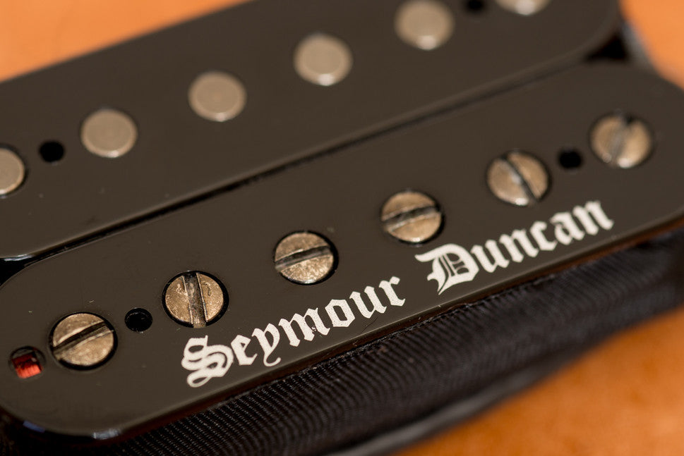Seymour Duncan Black Winter detail