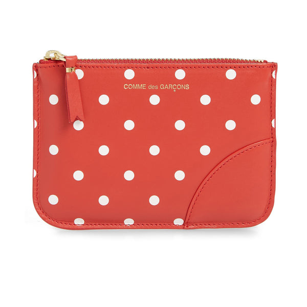 Dots Small Zip Pouch