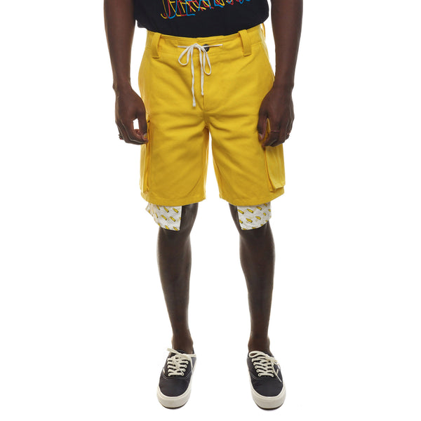Bullet Pocket Cargo Shorts